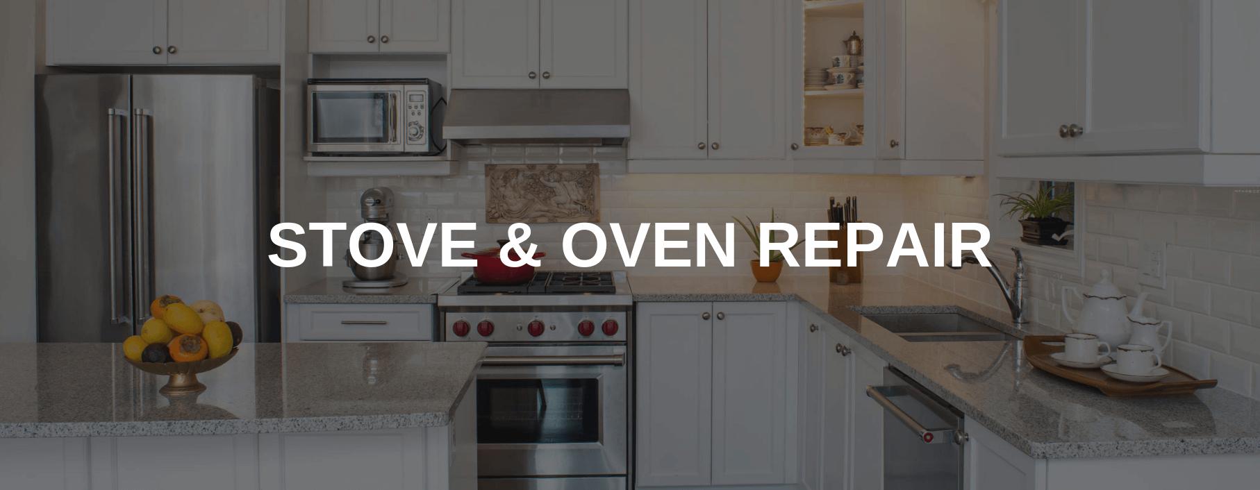 stove repair torrance