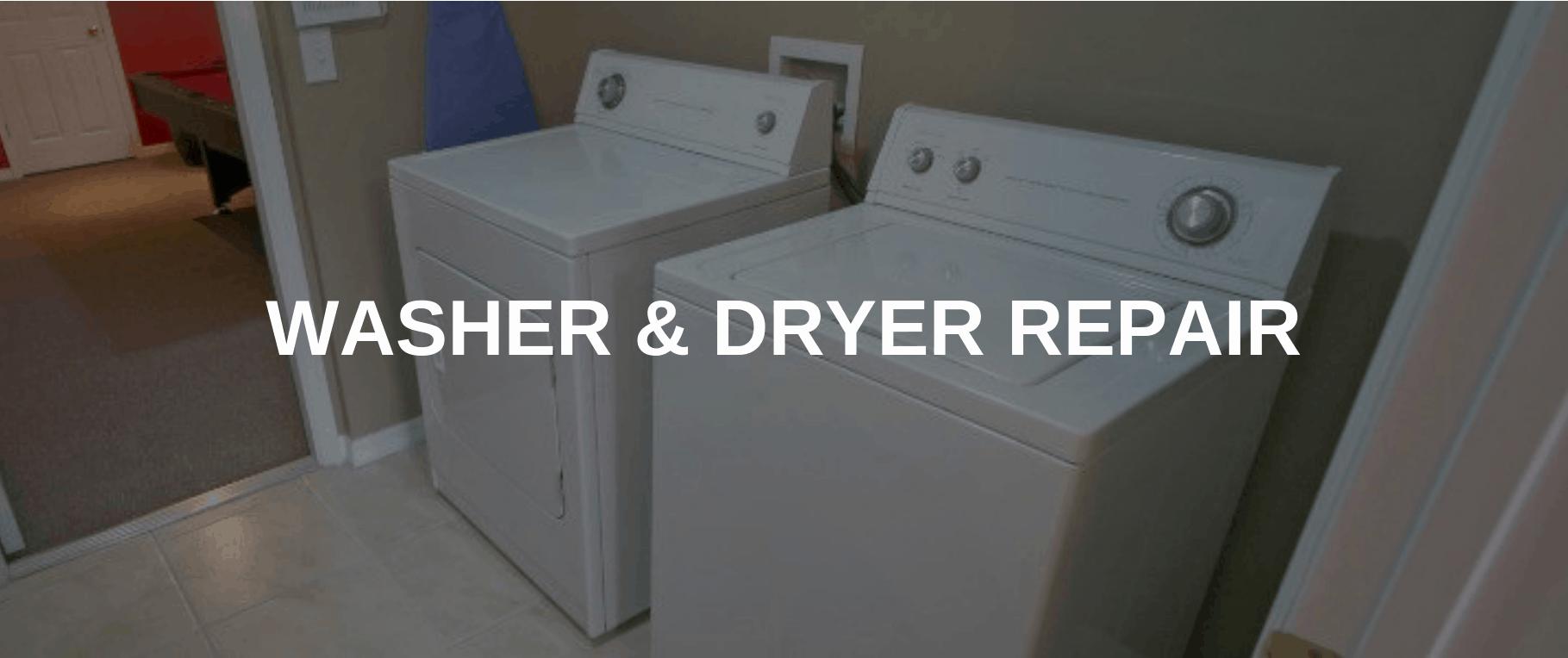 washing machine repair torrance